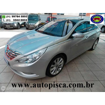 Hyundai Sonata 2.4 Mpfi V4 16v 182cv Gasolina 4p