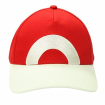 Disfraz Pokemon Ash Ketchum Hat Adjustable Baseball Cap