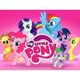 Pequeño Pony Combo Tematico 20 Chicos