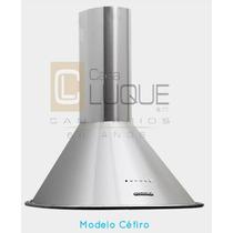 Campana Cocina Ecoclima Cefiro 900 S/ Motor Acero Inox.