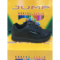 Colegiales Negro Y Blanco Marca Jump