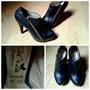 Zapatos Para Dama Plataforma De 3cm Muy Comodos Talla 37