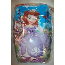 Tortera Princesa Sofia Frozen Paquete De 8 Cotillon