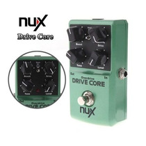 Drive Core Pedal Nux 100% Analogico Overdrive Tube Screamer
