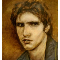 Retratos Al Oleo Personalizados Hechos A Mano 30x23cm