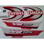Kit Calcomanias Yb 125 Yamaha