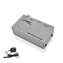 Pyle-pro Pp444 Ultra Compacto Phono Turntable Preamplificado