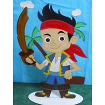Jake Y Los Piratas Del Pais Del Nunca Jamas