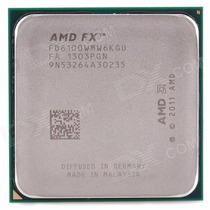 Amd Fx-6100 Six Core 3.3ghz Cpu