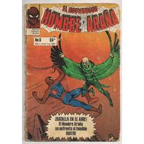 El Asombroso Hombre Araña # 6 El Buitre Novedades 1980