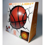 Lampara De Pared 3d Deco Light Balon De Basketball<br><strong class='ch-price reputation-tooltip-price'>$ 699<sup>00</sup></strong>