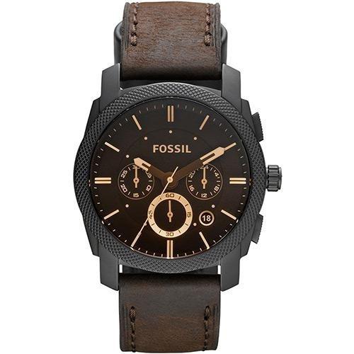 ac9ae32e36d08 Relógio Fossil Analógico Ffs4656 z Fs4656 Loja Autorizada - R  789,90 em  Mercado Livre