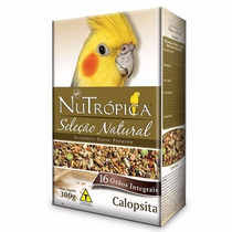 Ração Nutrópica Seleção Natural Calopsita 300gr