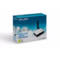 Print Server Tp-link Tl-wps510u 54mbps Wireless Usb2.0