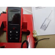 Telemetro Laser Modelo Kxl E40 Mide 40m Distancia Muy Exacto