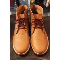 Zapatos Y Botitas 100% Cuero Vacuno Hombre