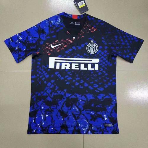 Camisa Do Inter De Milao Ea Sports Importada Prta Entrega - R  140 ... 5600e32cc21c1