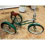 Triciclo Antiguo Monark Con Todo Original (solo Para Cali)