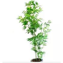 1 Bambu Reto 190cm Plantas Artificiais Decoração - 587556