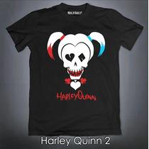 Playeras Suicide Squad Harley Quinn Joker Escuadron Suicida
