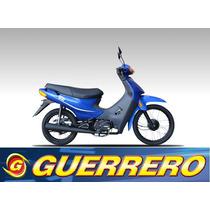 Biz Guerrero Trip 110 Econo 0km Zona Vicente Lopez Tarjeta