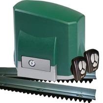 Kit Motor Porton Corredizo Nuevo Seg 500 Kg Engranaje Metal