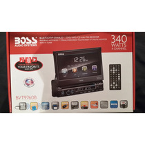 Stereo Boss Bvt9760b Dvd/mp3/cd/am/fm 340 Watts / 4 Channel