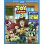 Blu-ray Toy Story 3 E. Especial 3 Discos Nuevo Original