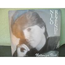 Lp. Mix Nico Rezende-natureza Viva 33 E 45 Rpm. Promo .