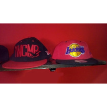 Gorra Con Vicera Snap Back Ymcmb Loa Angeles Lakers