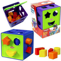 Cubo Didactico Interactivo Playskool De Figuras Geometricas