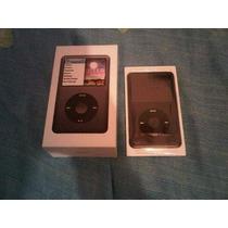 Apple Ipod Classic-mc297ll/aa (160gb-black) 7tm Generacion