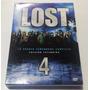 Dvd Lost Original Temporada 4 Completa 6 Discos Dj Todelec
