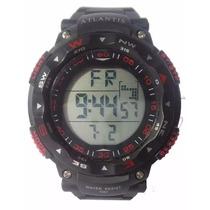 Relógio Atlantis Masculino Esportivo