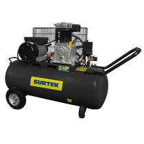 Compresor De Aire 300l, 2200w Comp6100a Surtek