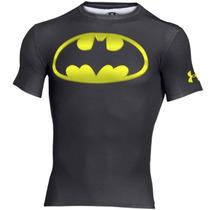 Playera Batman Dc Compression Alter Ego Under Armour Ua665