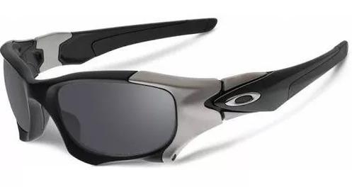 01866f313ca8b ... canada Óculos oakley pit boss ii oo9137 01 preto cinza polarizado r  1.69900 em mercado livre ...