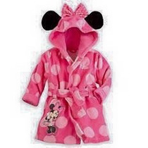 Salida De Bano Minnie Original Disney Store