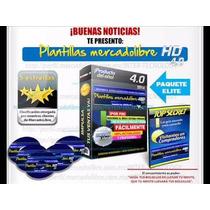 Plantillas Mercadolibre Hd 4.0 Mercado Libre Html -