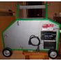 Caja Cajon De Vuelo Completo Cargador Bateria Panel Bomba Au