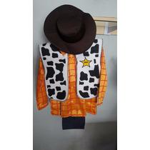 Disfraz Woody Vaquero Toy Story Fiesta Vaquera Sombrero