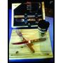 Juego Asado Plato Rectangular + Cuchillo + Tenedor + Vaso
