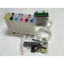 Sistema Continuo Epson T50 Vacio