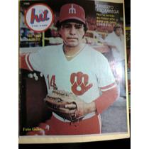 Beisbol México Super Hit Ernesto Escarrega Diablos 1983