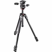 Manfrotto Mk290xta3-3w Tripé Profissional Câmera Fotografia