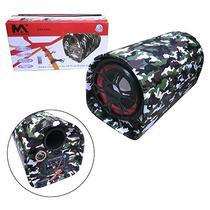Som Subwoofer Camuflado Bivolt Bluetooth Usb 30w Carro Casa