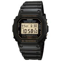 Relógio Casio G-shock Dw-5600 Eg Alarme Wr-200mt Série Ouro