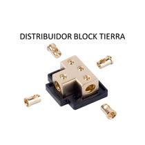 Distribuidor Block Cal.4 Tierra-corriente Xscorpion Tb4444
