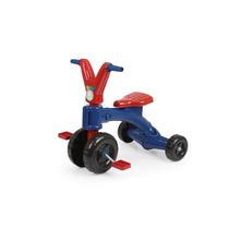 Triciclo Homeplay Tico Tico Velotrol Moto Infantil Criança