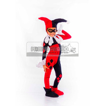 Disfraz Estilo Harley Quinn